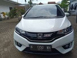 Honda Jazz RS Manual 1.5 MT 2016 (TV besar)