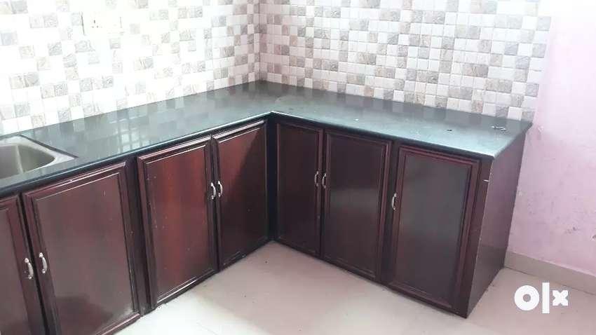 Kakkanad vazhakkala 1BHK 1floor house for Rent family only 0