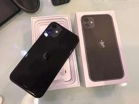 CICILAN IPHONE 11 64GB BLACK