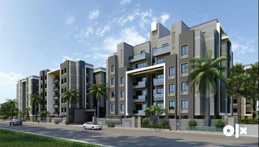 Ready to Move 3BHK Semi-Furnished House for Rent @ Manisha Chowk, 0