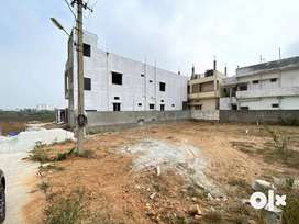 OPEN PLOT FOR SALE AT RTC COLONY.