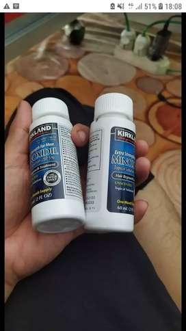 Obat ajaib penumbuh rambut,brewok,jambang,alis kirkland minoxidil