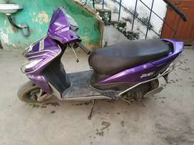 Good maintained scooty