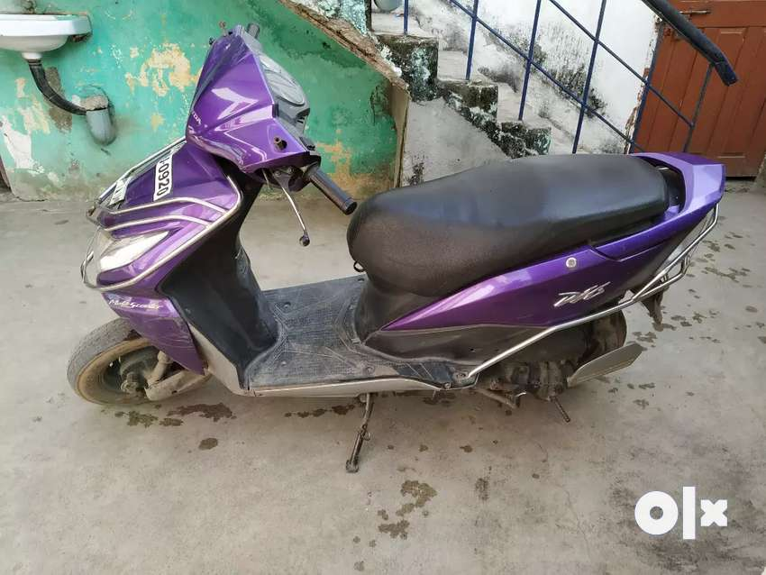 Good maintained scooty 0