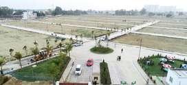 Luxury Plots in Sushant golf City Lucknow