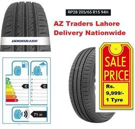 205/65R15 RP28 Goodride All Season Tyre Made In China 15 Inch
