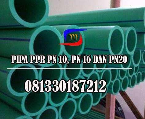 Pipa PPR Rucika kelen green 0