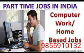 .Part Time — Full Time jobs Make RS. 30,000 to 35,000 per