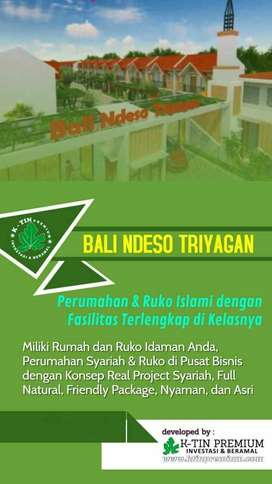 Bali Ndeso Triyagan 250juta dapat Rumah 2 Lantai