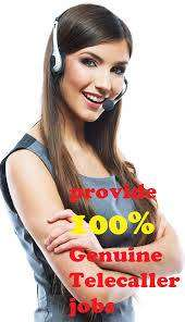 Tele caller job 10th 12th B.A  WORK FROM HOME
