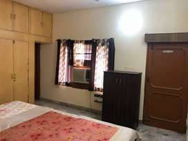 One room set available attached washroom