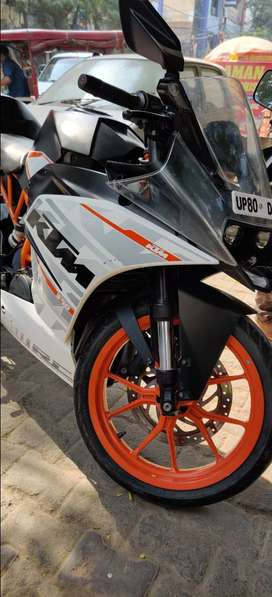 Ktm rc 390 for sale super maintained condition