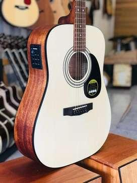 Gitar Akustik Cort AD 810 OP elektrik Fishman Presys+