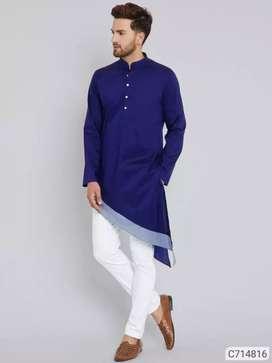 *Men's Traditional Kurta & Pajama*                           *₹1111/-*
