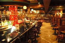 9700 sqft modern furnished Restaurant cum BR rent in new tow Area.