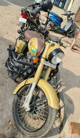 Classic 350 BS4 Deser strom for sale