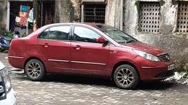 Tata Manza Aqua Safire BS-III, 2010, Petrol