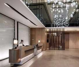Design Interior Office Premium Gresik