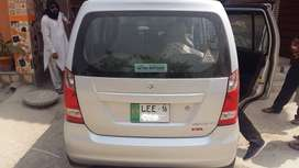 WagonR available for Rent only with driver for Lhr & out of station