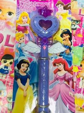 Mainan anak baru tongkat princess