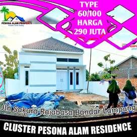 CLUSTER PESONA ALAM RESIDENCE