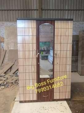 Brand New Gisi Design 3 Door Wardrobe