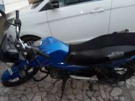 Bajaj discover m100 bike very good condition with 15000 km