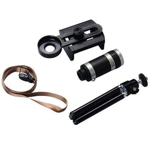 Mobile Phone Telescope 8X with Clip 0
