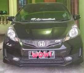 Honda jazz GE8 tahun 2013