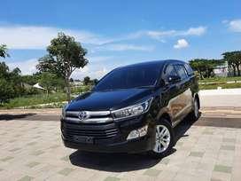 Toyota Innova G MT DIESEL REBORN 2018 Hitam.KM Pndk Record. Pjk 1 Thn