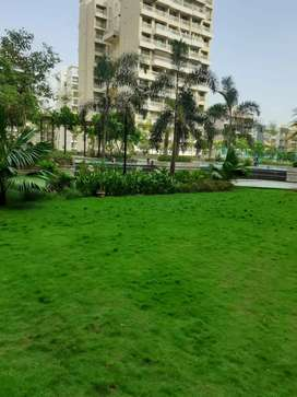 2bhk flat available with swimming pool