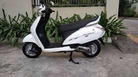 Honda Activa HET 3G model  single owner Excellent condition