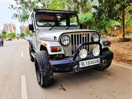 Mahindra Thar 2010-2015 CRDe AC, 2012, Diesel