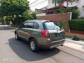 Chevrolet captiva diesel matik 2009 istimewa