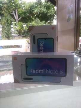 WEKEEND SALE RESMI REDMI NOTE 8 4/64gb Blue