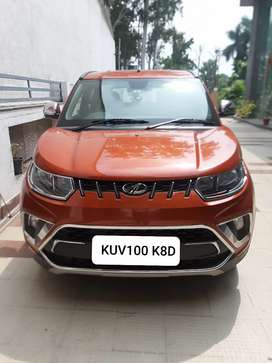 Mahindra KUV 100 2020 Diesel Good Condition