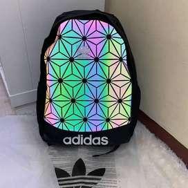 Tas Backpack Adidas Issey Reflective