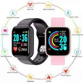Waterproof smart watch D20