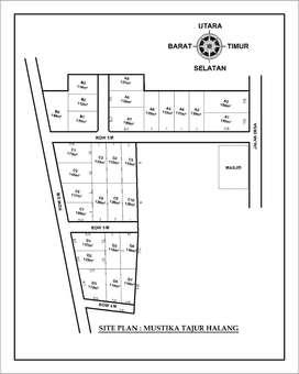 Tanah Murah Tajurhalang Bogor Harga Promo Launching