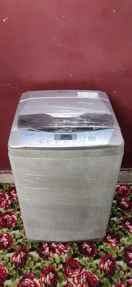 Top load automatic washing
