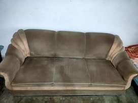 5 seater sofa set (3+1+1)