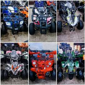 Beautiful 107 cc Quad ATV BIKE for sell delivery all pak