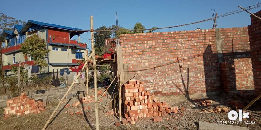Construction of all types of house shops etc. is 0