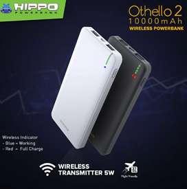 Powerbank hippo wireless othello 2
