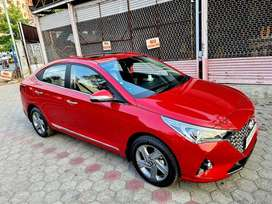 Hyundai Verna VTVT 1.6 SX Option, 2020, Petrol
