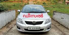 Toyota Corolla Altis GL, 2010, Diesel