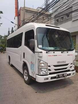 Sewa Elf Rental Hiace dan Bus Karang tengah Cileduk Tangerang selatan