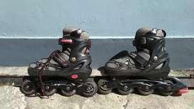 Sepatu Roda bisa utk Anak2 hingga Dewasa
