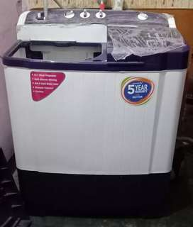 New condition washing machine sale