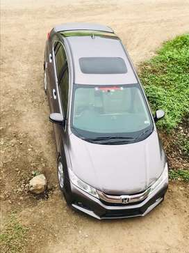 Honda City 2018 Diesel Well Maintained top model